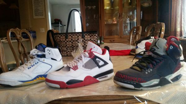 33c9eb2df192 3 pairs of Jordans (Clothing   Shoes) in Worcester