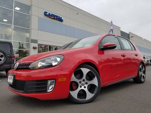 2013 Volkswagen GTI 2.0T 90k Miles price recently reduced to only $11,999!! for Sale in Chantilly, VA