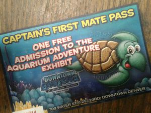 Denver Aquarium Tickets for Sale in Denver, CO