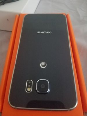 Samsung Galaxy S6 , unlocked for any sim, originally AT&T , WILL WORK FOR METRO PCS , SIMPLE MOBILE ... ANY SIM for Sale in Laurel, MD