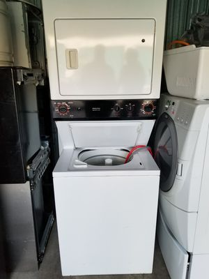 GE Washer Dryer Stack for Sale in Gambrills, MD