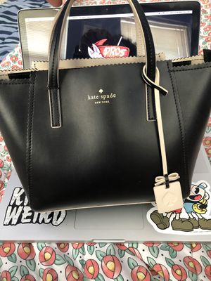 KATE SPADE BLACK PURSE for Sale in Centreville, VA