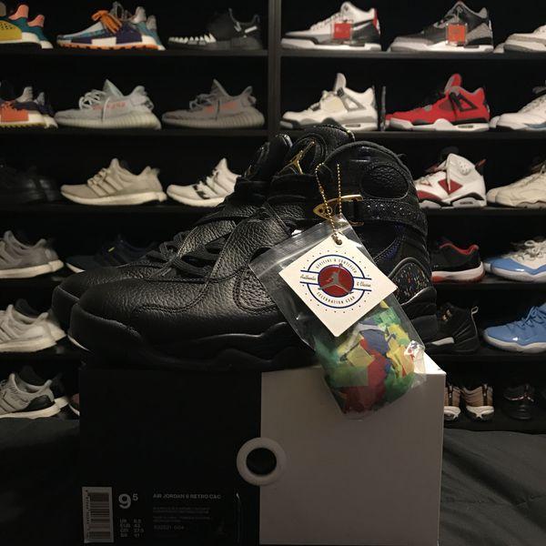 the best attitude 408f5 e5c74 Air Jordan Retro 8 (Confetti)  Size 9.5
