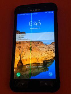 Samsung Galaxy S7 active unlocked Thumbnail