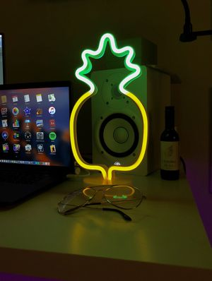 Viby Pineapple LED Neon Lights for Sale in Los Angeles, CA