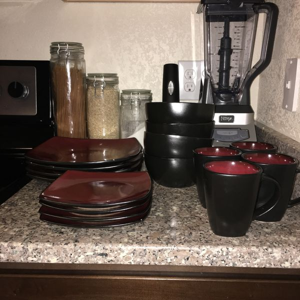 16 Piece Gibson Home China Set Household In Durham Nc