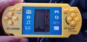Classic Tetris Mini Handheld POP Game Machine for Sale in Houston, TX