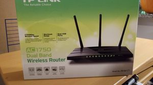 Wireless Router AC 1750 Dual Band for Sale in Denver, CO