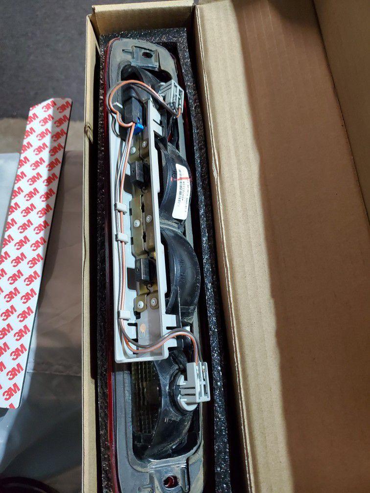 Chevy Silverado Parts
