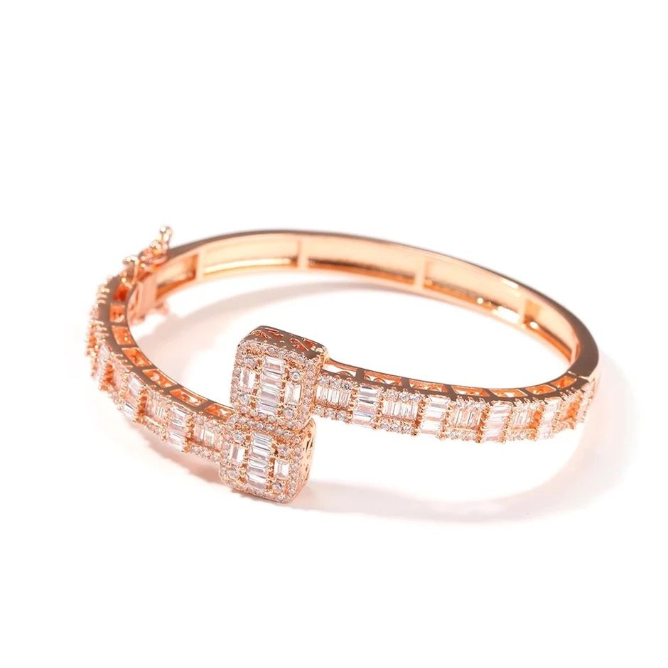 Iced Out Bangles