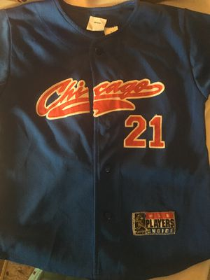 2ea4ff16407 Chicago Cubs vintage jersey Sammy Sosa  21 child s for Sale in Las Vegas