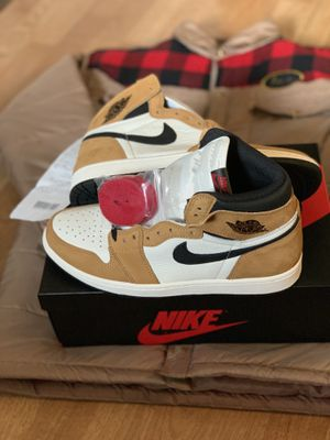 Air Jordan 1 Rookie of the year/ LM Brute Coat for Sale in Takoma Park, MD