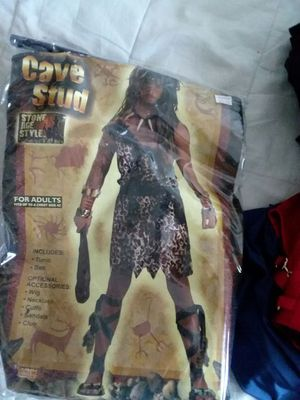 Cave man costume for Sale in Denver, CO
