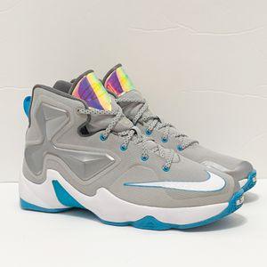 dc20dc0f540de7 Nike LeBron XIII 13 Hologram sz 7Y fits women 8.5 for Sale in Las Vegas