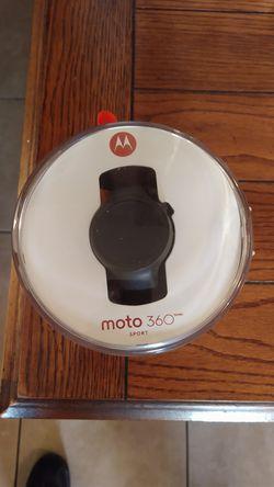 Moto 360 Sport Thumbnail