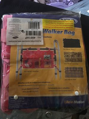 Walker bag for Sale in Falls Church, VA