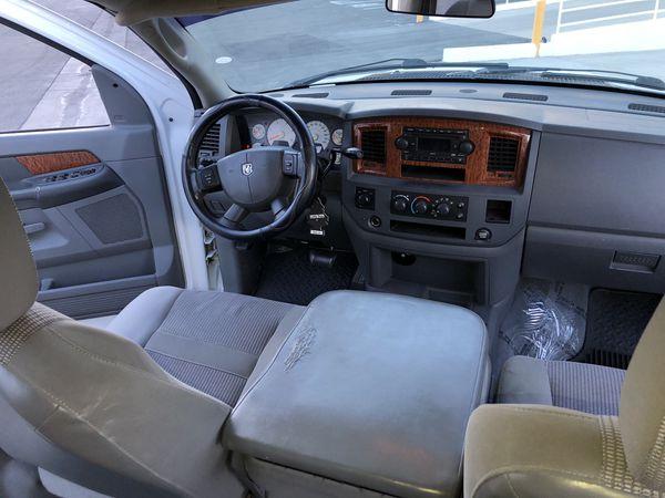 2006 Dodge Mega CAB 2500 4WD Diesel 5.9..... over $7000 in ...