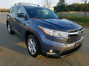 2016 Toyota Highlander Limited AWD for Sale in Manassas, VA