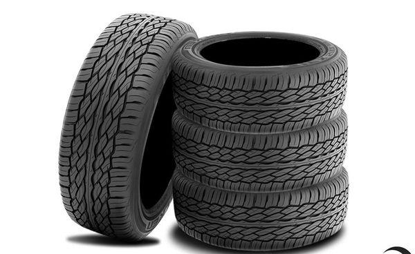 L K Falken Stz 05 285 40 22 Tires Set Of 4 Really Cheap