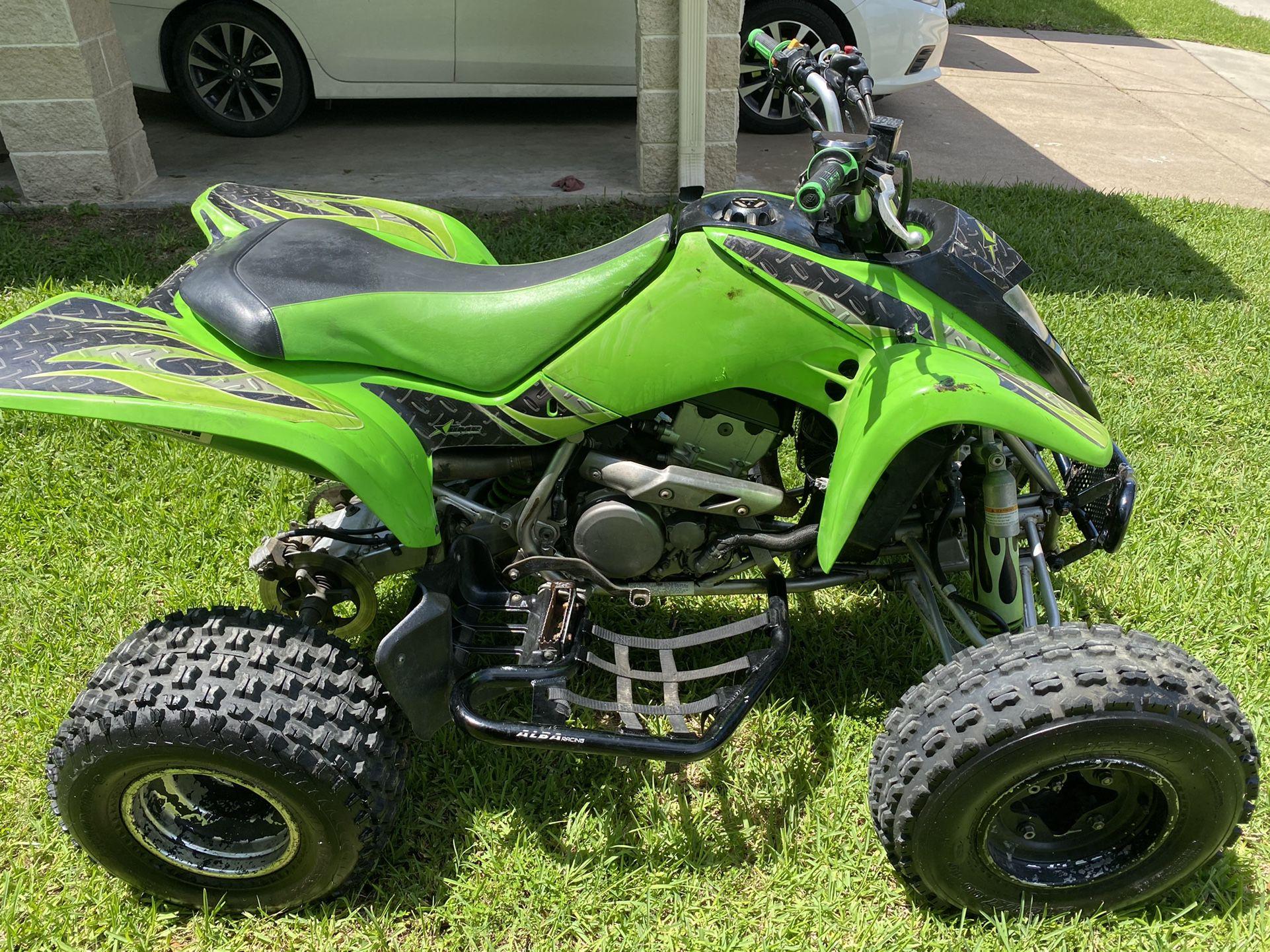 Photo 2006 Kawasaki KFX400 KFX 400 ATV