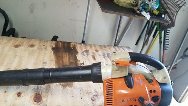 Stihl blower BG 86 leaf blower for Sale in Jacksonville, FL - OfferUp