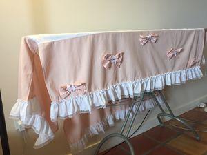 Custom made brand new crib skirt for Sale in Miami, FL