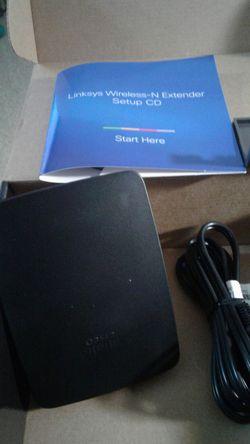 Lynksys, wireless Range Extender /N300 Thumbnail