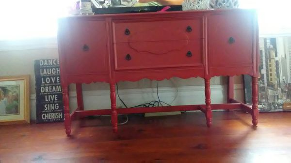 Buffet and 1950's Magnavox stereo console (not working) for Sale in  Tarentum, PA - OfferUp