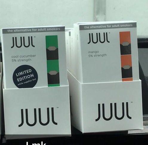 JUUL Mango and cucumber pods $20 for Sale in Miami, FL - OfferUp