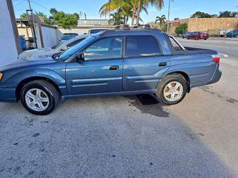 2003 Subaru Baja Thumbnail