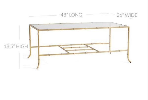 Pottery Barn Leo Coffee Table Amp Crate Amp Barrel Rug For