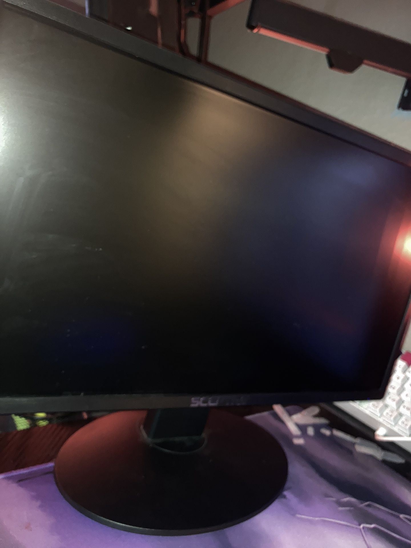 Sceptre Monitor E205W-16003RT 20 Inch