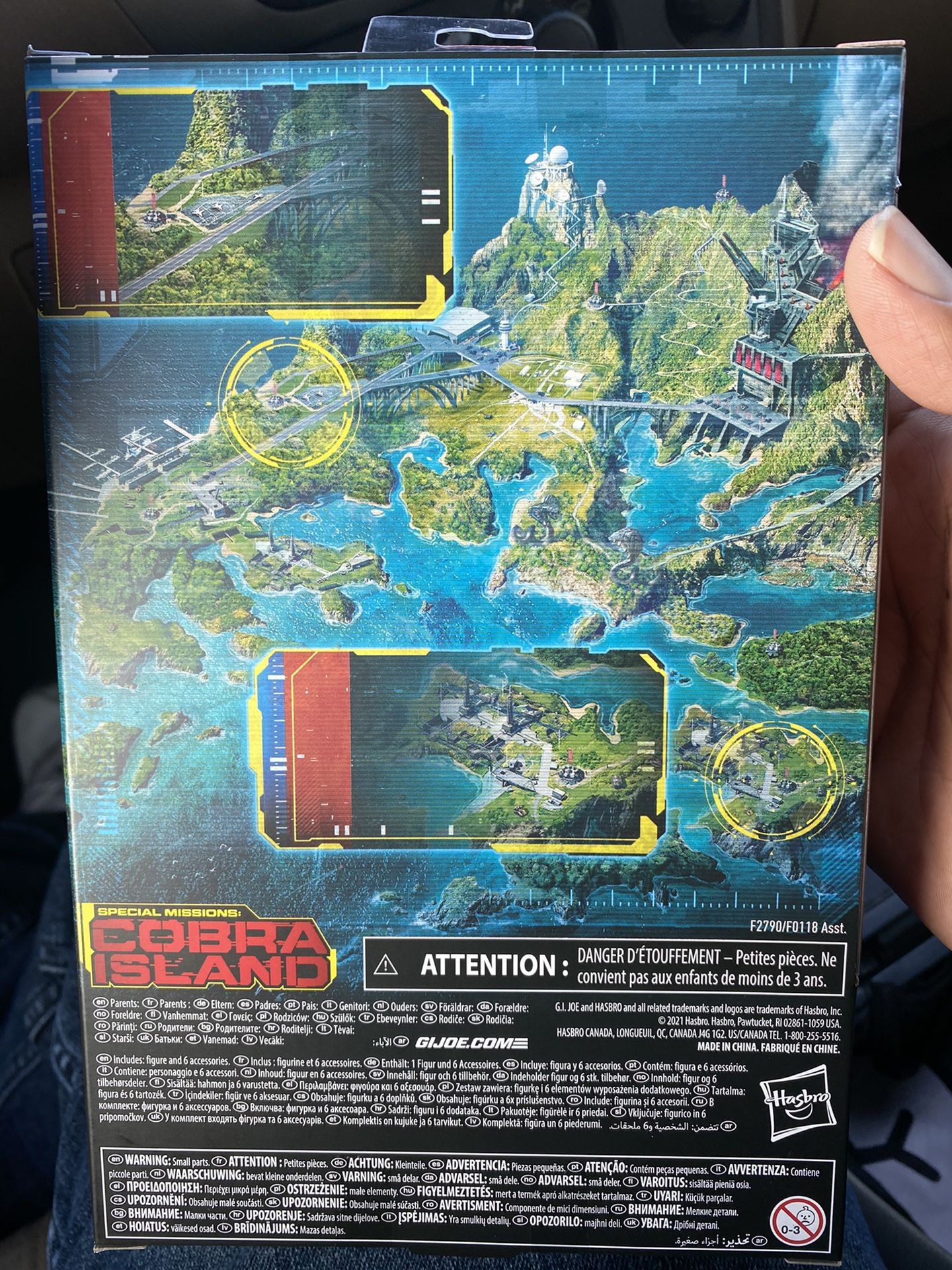Gi Joe Classified Cobra Island Target Exclusive Major Bludd