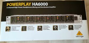 Behringer Powerplay 6000 for Sale in Renton, WA