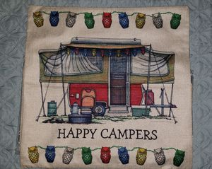Pop-up camper pillow cover for Sale in Tarpon Springs, FL