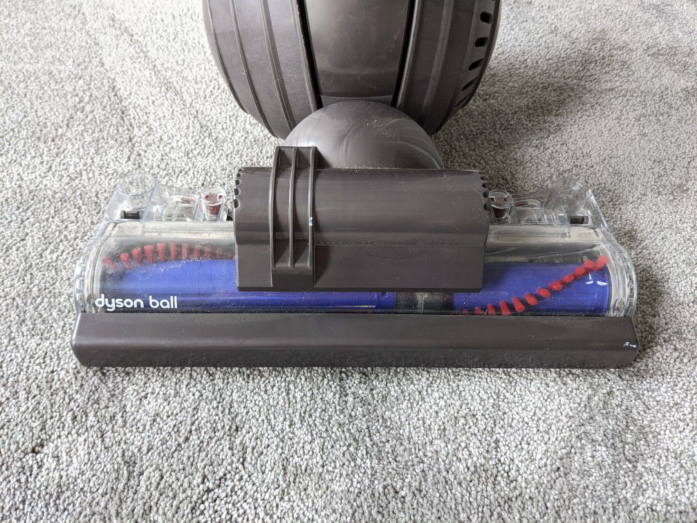 Dyson Ball Origin Upright Vacuum With Tools