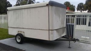 Utility tailer for Sale in Tampa, FL