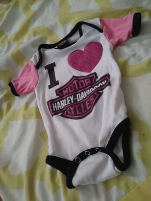 Harley Davidson Baby Clothes for Sale in Boonsboro, MD
