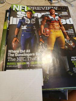 Seahawks SI's and Super Bowl Program, Thumbnail