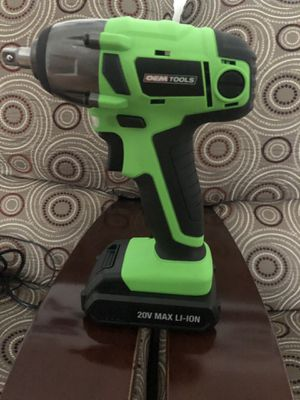 3/8 impact wrench for Sale in Kissimmee, FL