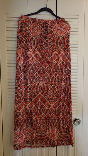 Cyntia Rowley Maxi Skirt | Size S | Nice Pattern for Sale in Alexandria, VA