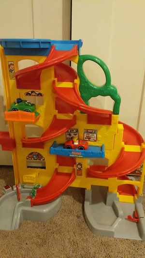 Fisher Price Little People Race Track for Sale in Boyds, MD