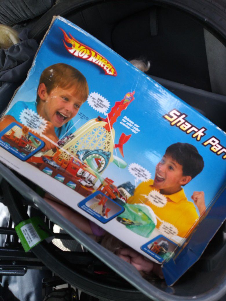 Toys Hot Wheels Barbie Dolls And More