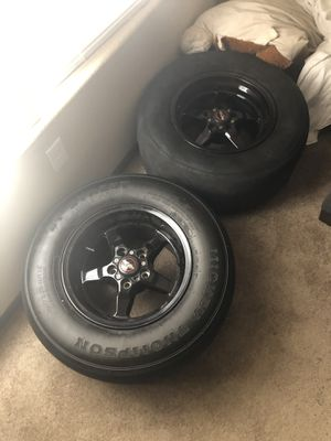 RACE STAR wheels for American Muscle cars ,Mustang,dodge,chevy for sale  Joplin, MO