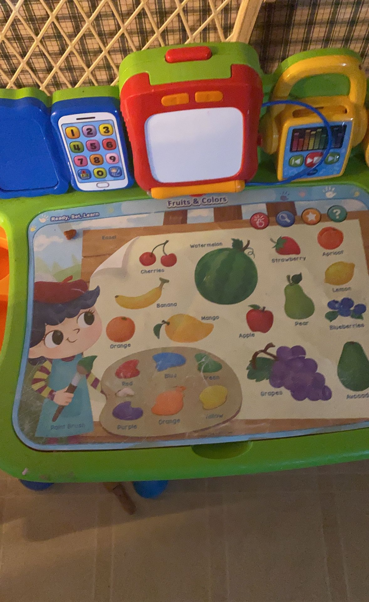 Activity Table