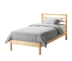 Bed frame, twin for Sale in Rockville, MD