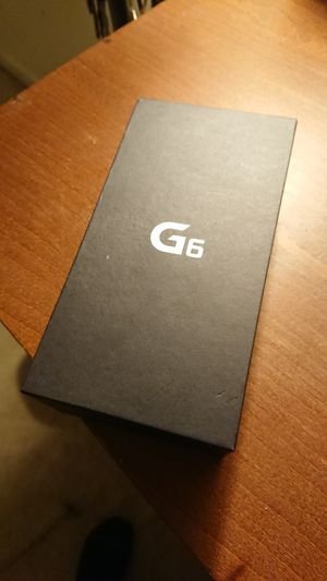 LG G6 unlocked PRE-OWNED for Sale in Centreville, VA