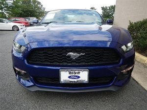 2015 Ford Mustang EcoBoost Premium w/Navigation for Sale in Fairfax, VA