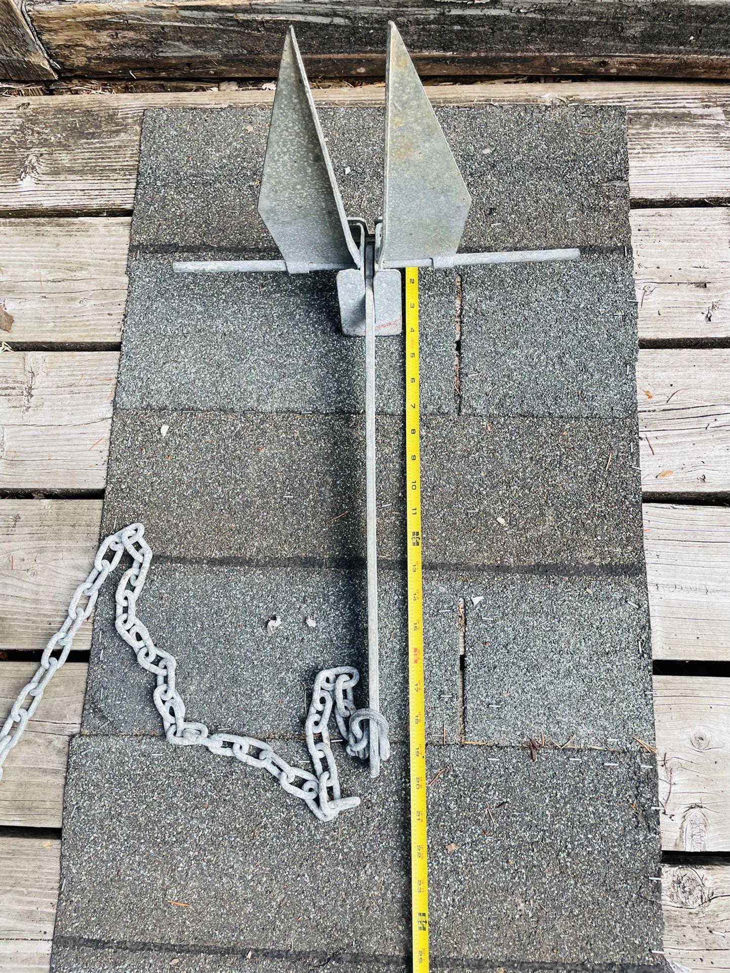 Boat Anchor Galvanized Slip Ring