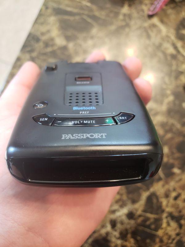 Passport Radar Detector >> Escort Passport Radar Detector For Sale In Springfield Mo